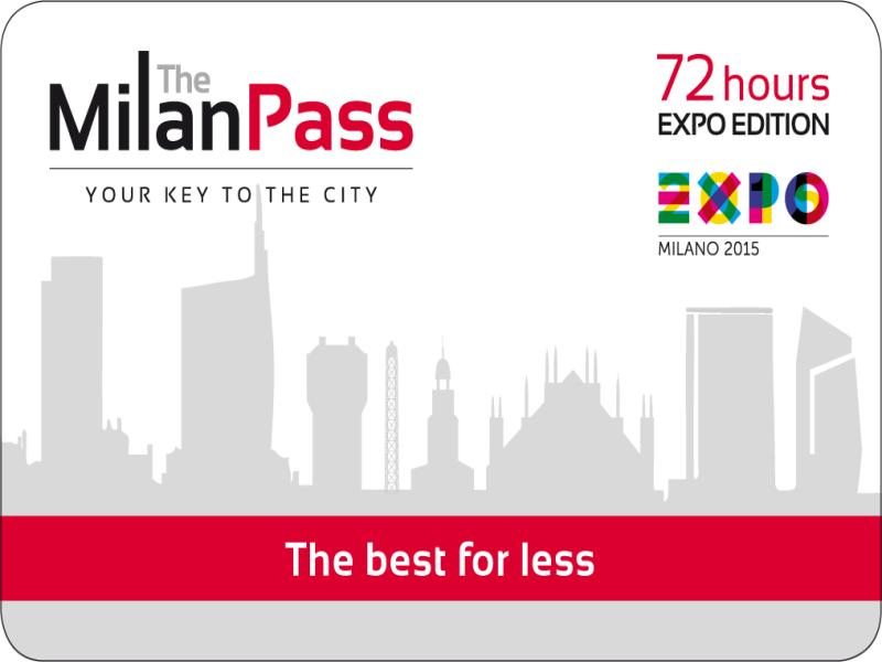 THE MILAN PASS + EXPO TICKET & SHUTTLE