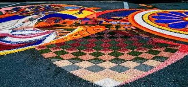INFIORATA DI BRUGNATO (SP)  L'esplosione dei colori floreali a servizio dell'arte e della tradizione popolare, accanto alla modernità dell'Outlet 5 terre.  Partenze da San Pellegrino Terme, Bergamo e Milano.    DOMENICA 7 GIUGNO 2015     a soli 50 € OFFERTE SPECIALI * BAMBINI, RAGAZZI e OVER 65 *  SCOPRI I DETTAGLI!